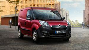 Opel_Combocargo_Exterior_View